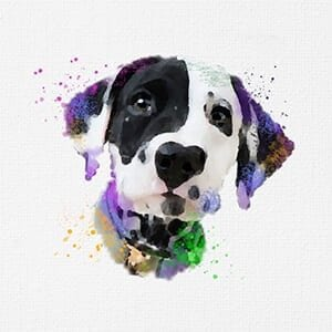 Art That Watercolor Style